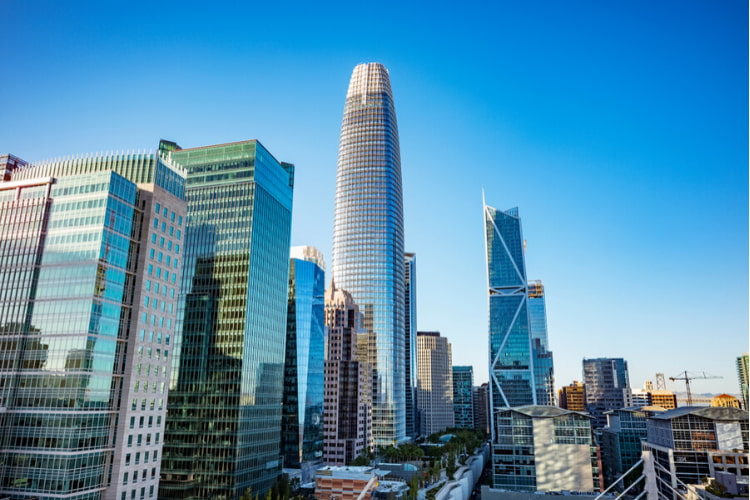 Salesforce Tower Silicon Valley