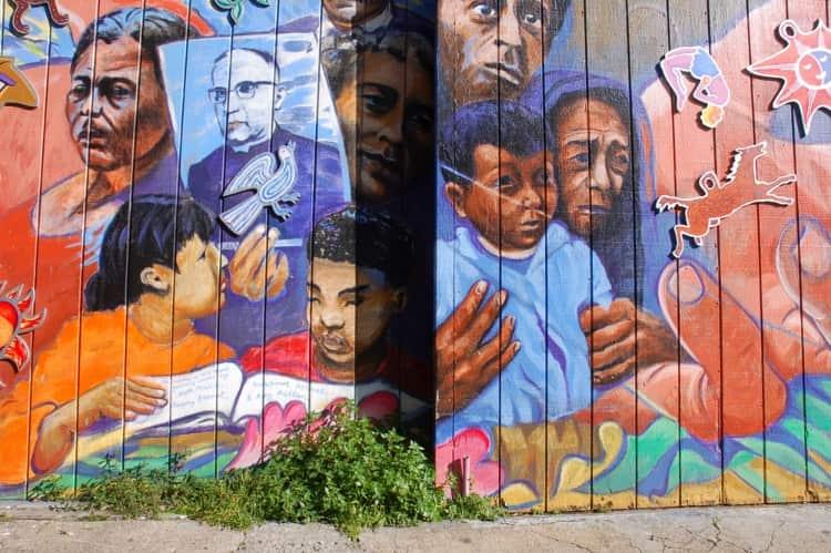 Street Art in San Francisco, CA
