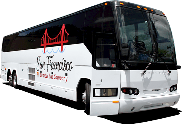 San Francisco charter bus company